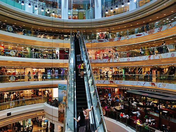 Sắm Tết tại những điểm mua sắm nổi tiếng trên thế giới
