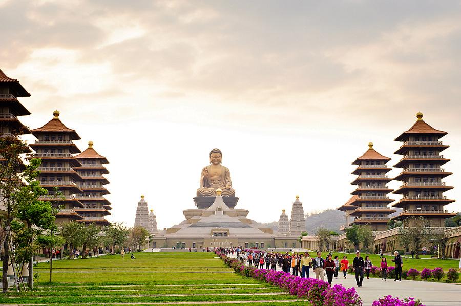 Những điểm đến tuyệt vời tại Đài Loan