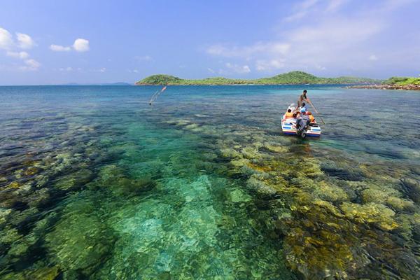 4 điều thú vị bạn sẽ cảm nhận được khi khám phá hòn đảo Móng Tay ở Kiên Giang