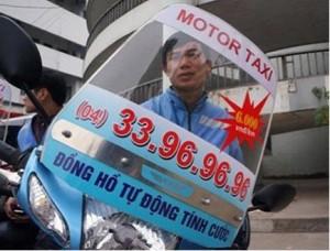 NoibaiConnect – Taxi Xe Ôm đang ngày càng phổ biến tại thủ đô Hà Nội