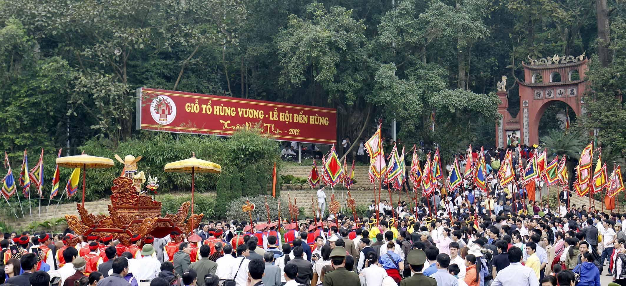 Địa điểm tham quan lý tưởng cho đợt nghỉ Giỗ tổ tại Phú Thọ