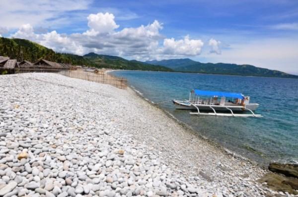 Bãi biển Mabua, Philippines