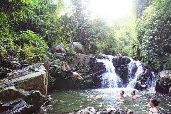 Du lịch sinh thái thiên nhiên ở Ao Giời – Suối Tiên