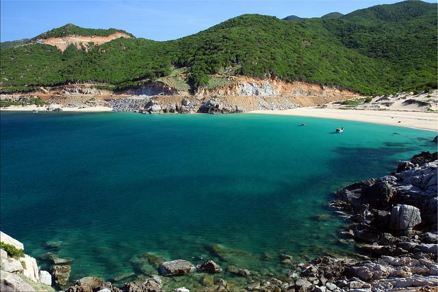 4 bãi biển tuyệt đẹp phải ghé qua một lần ở Ninh Thuận