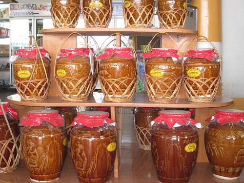 Những thức quà dân dã sau chuyến du lịch Ninh Bình