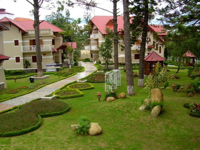 Resort Hoàng Anh – Đất Xanh Đà Lạt