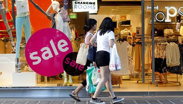 """Du lịch Bangkok mùa Sale """"khủng"""""""