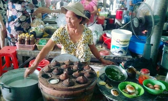 Chợ Hàm Tiến, chợ Mũi Né