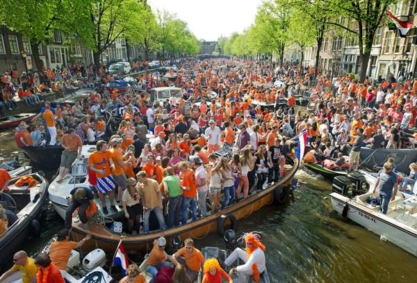 Ngày của Vua, Hà Lan