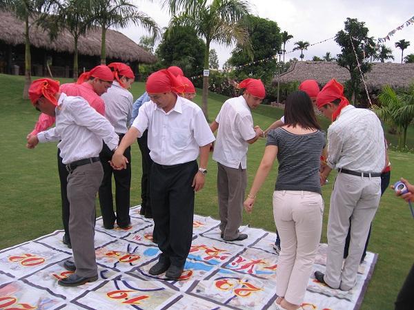 Những hoạt động thú vị cho chuyến du lịch cùng nhóm đông người